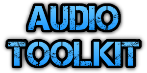 Karaoke Builder Audio Toolkit - New Product!